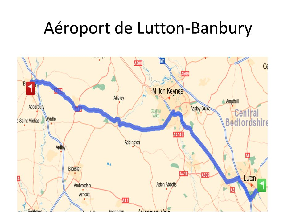 Aéroport de Lutton-Banbury