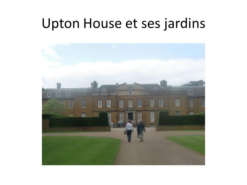 Upton House et ses jardins