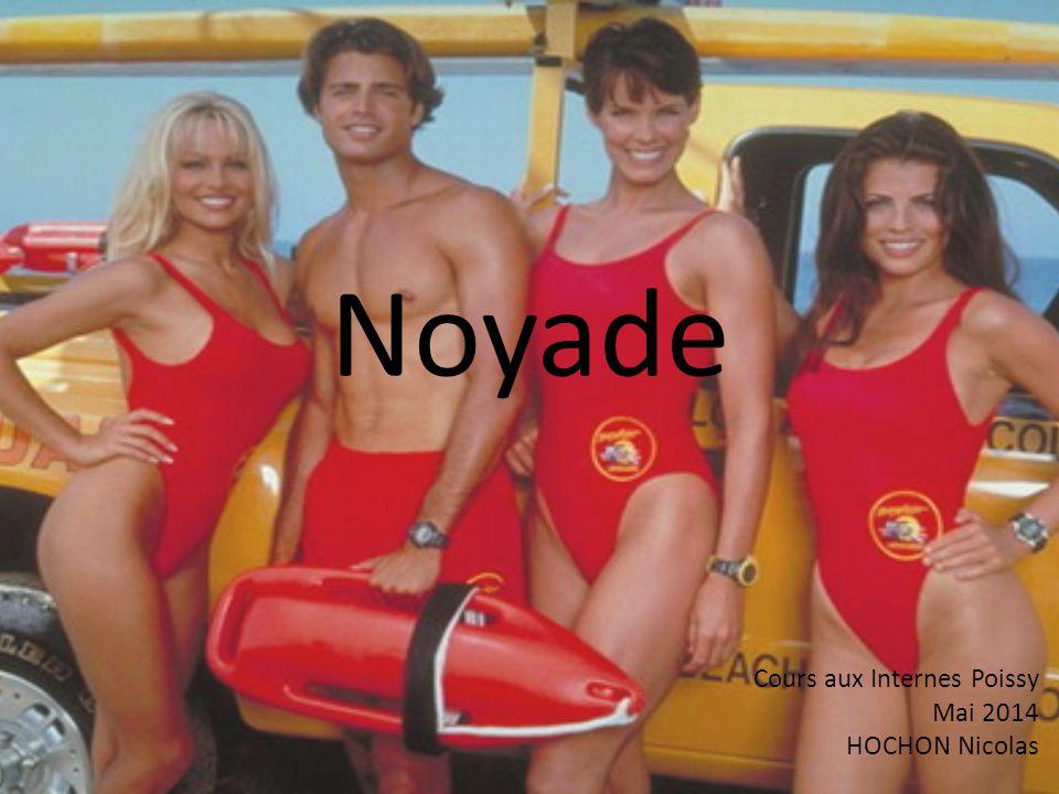 Noyade Cours aux Internes Poissy Mai 2014 HOCHON Nicolas