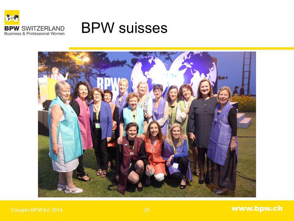 www.bpw.ch Alison Hinds, BPW Bermudes Congrès BPW Int. 201426