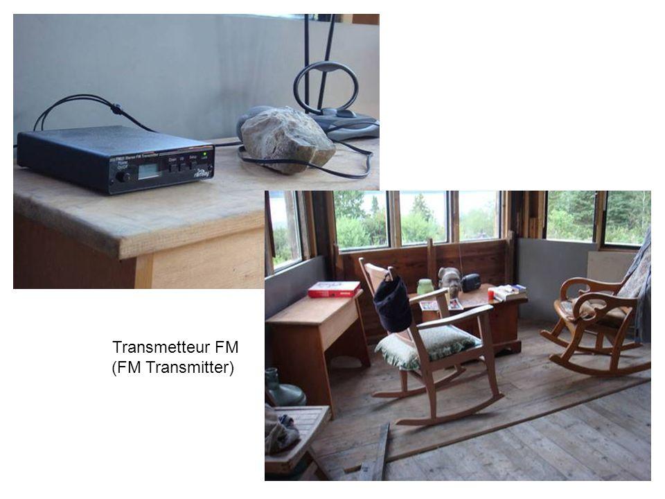 Transmetteur FM (FM Transmitter)
