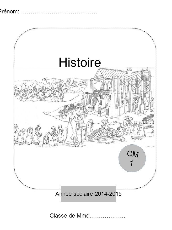 Année scolaire 2014-2015 Prénom: ………………………………….Géographie Education civique Classe de Mme……………….