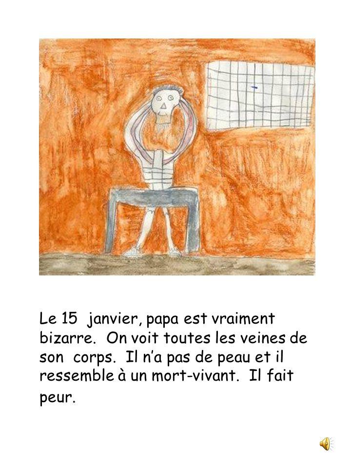 Papa est un mort-vivant Julie et compagnie Classe de 2 e année Écrit et illustré par Philippe Arsenault