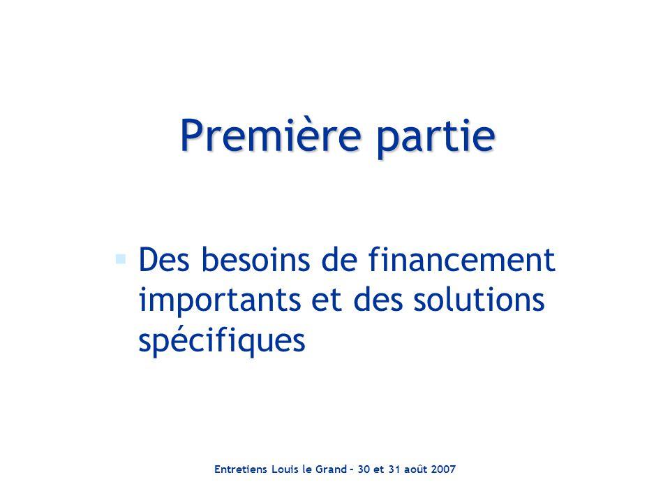 Entretiens Louis le Grand – 30 et 31 août 2007   Crédit-bail « fiscal »   Principe (cas général): Un investisseur tire un avantage fiscal en étant propriétaire d'un avion.