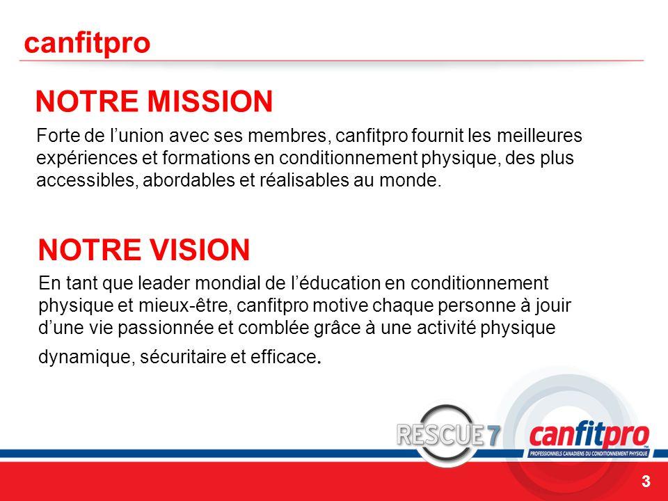 CPR Course Level 1 canfitpro Forte de l'union avec ses membres, canfitpro fournit les meilleures expériences et formations en conditionnement physique