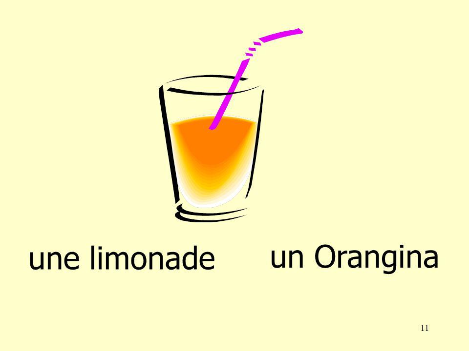 10 un coca une limonade