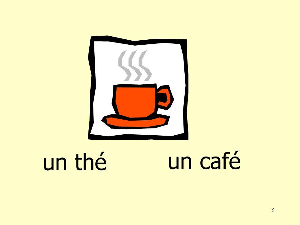 26 un croque-monsieur et un thé au lait