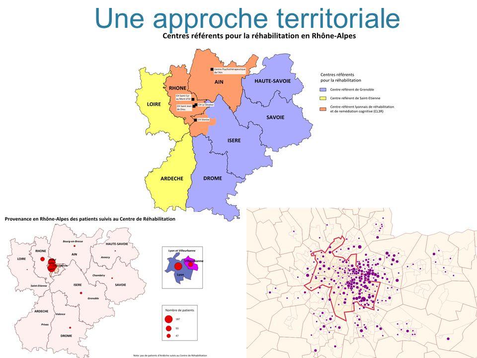 21 Une approche territoriale