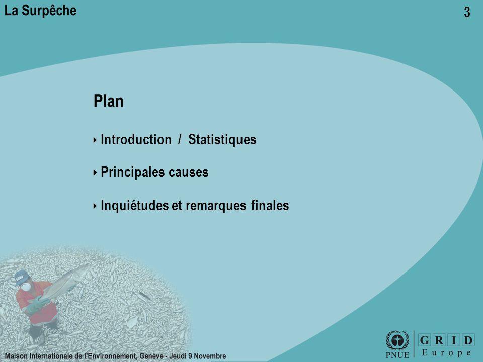 3 Plan ‣ Introduction / Statistiques ‣ Principales causes ‣ Inquiétudes et remarques finales