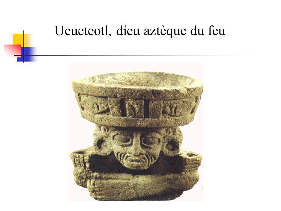 Ueueteotl, dieu aztèque du feu