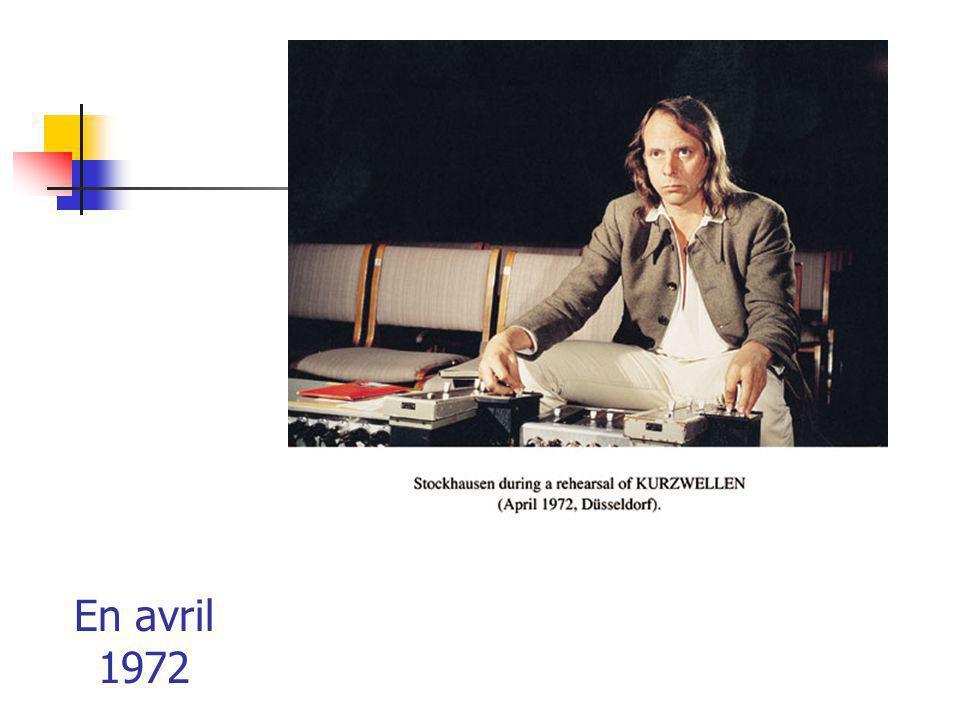 En avril 1972