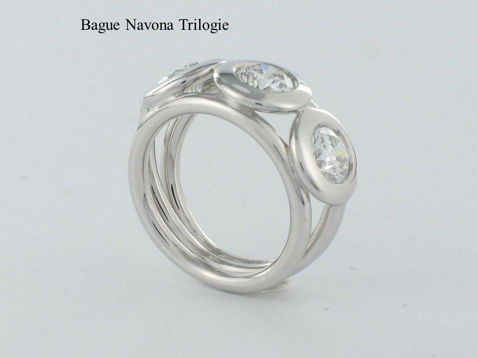 Bague Navona Trilogie