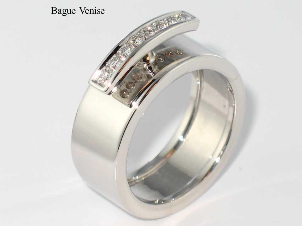 Bague Venise