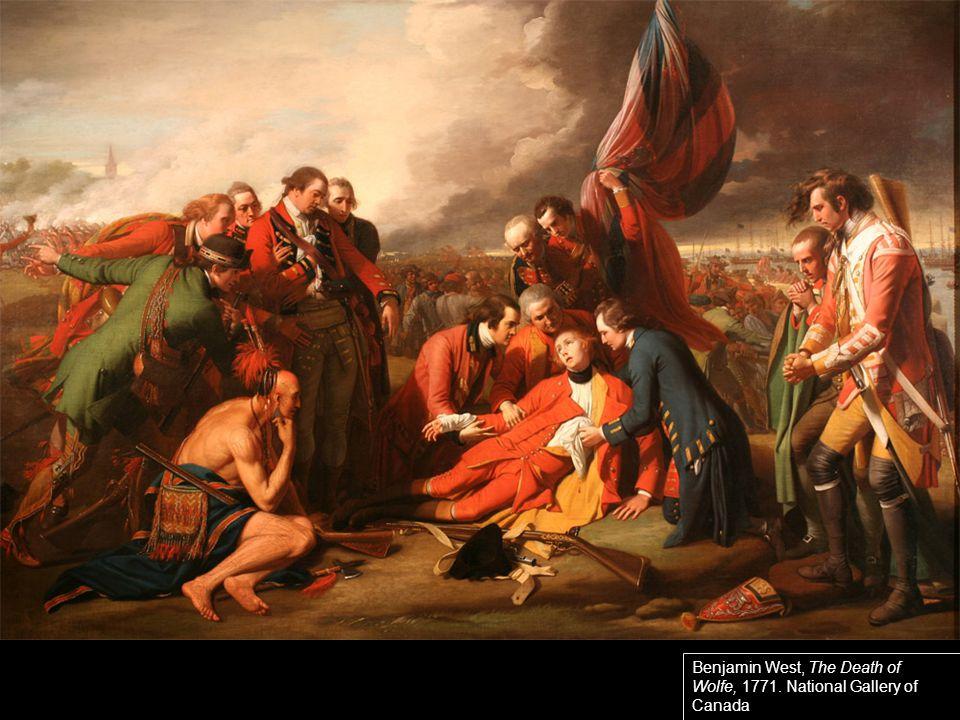 Nouvelle-France (1624-1760) Déjà une nation distincte ?
