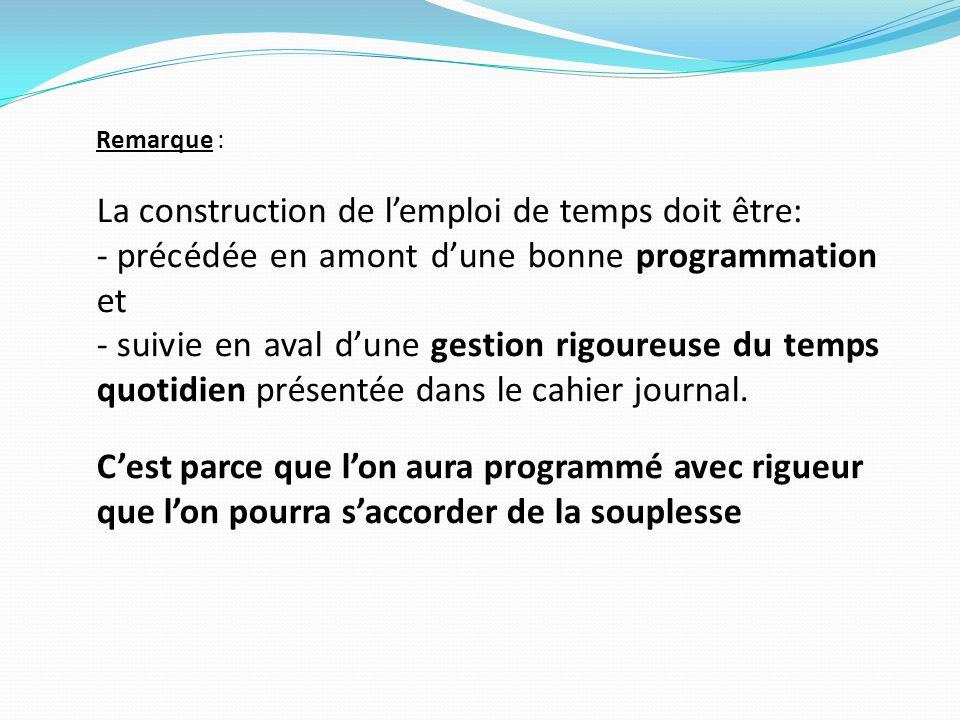 CONSIDERATIONS GENERALES pour l'école maternelle (1): L'accueil : prévoir un temps d'accueil le matin, les durées conseillées étant (à partir de l'heure officielle du début de classe) : 20 min en PS, 15 min en MS, 10 min en GS.
