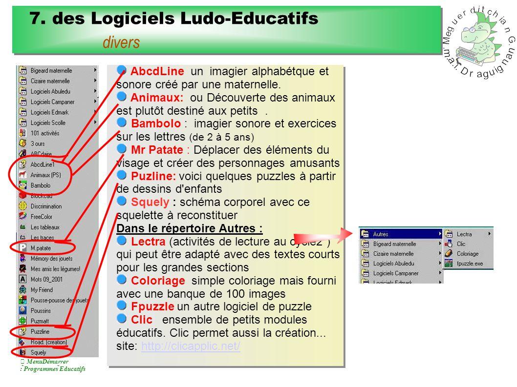 AbcdLine un imagier alphabétque et sonore créé par une maternelle.