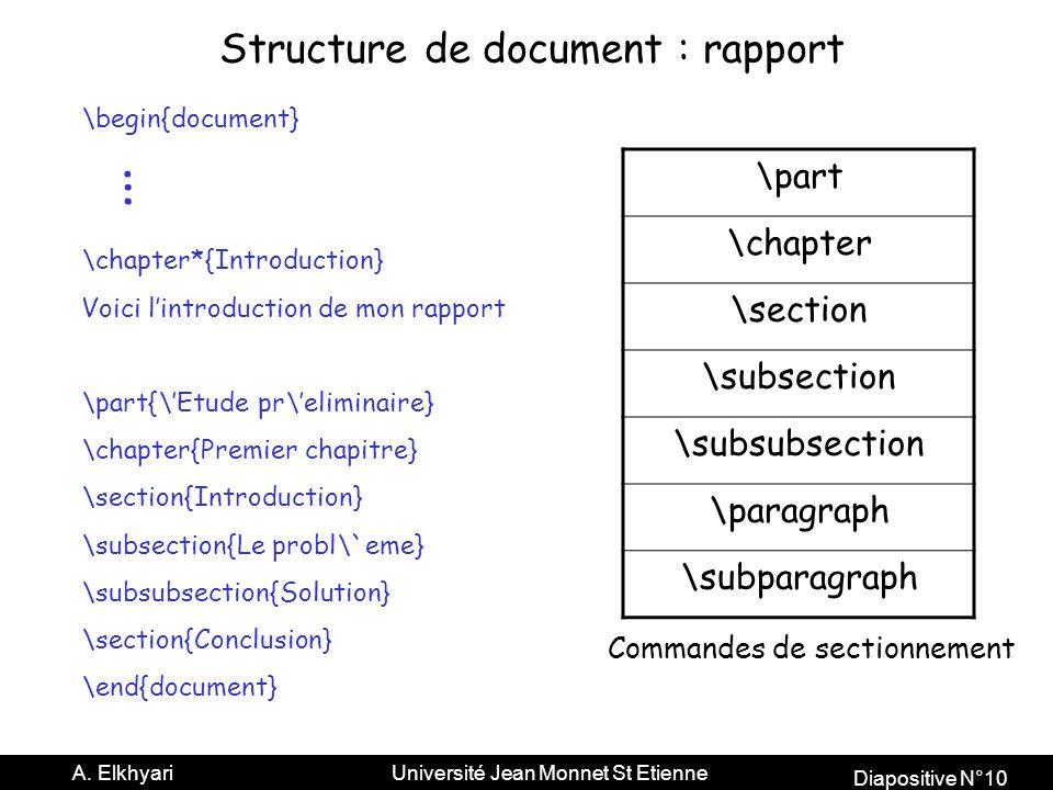 Diapositive N°10 A.