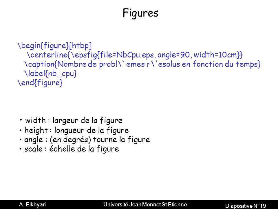 Diapositive N°19 A.