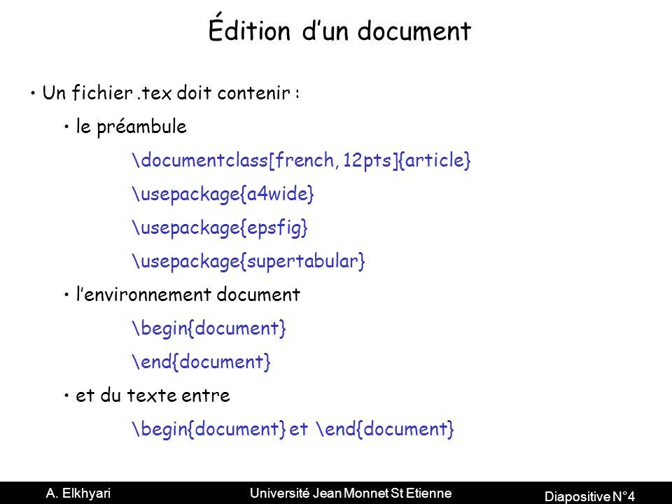 Diapositive N°4 A.