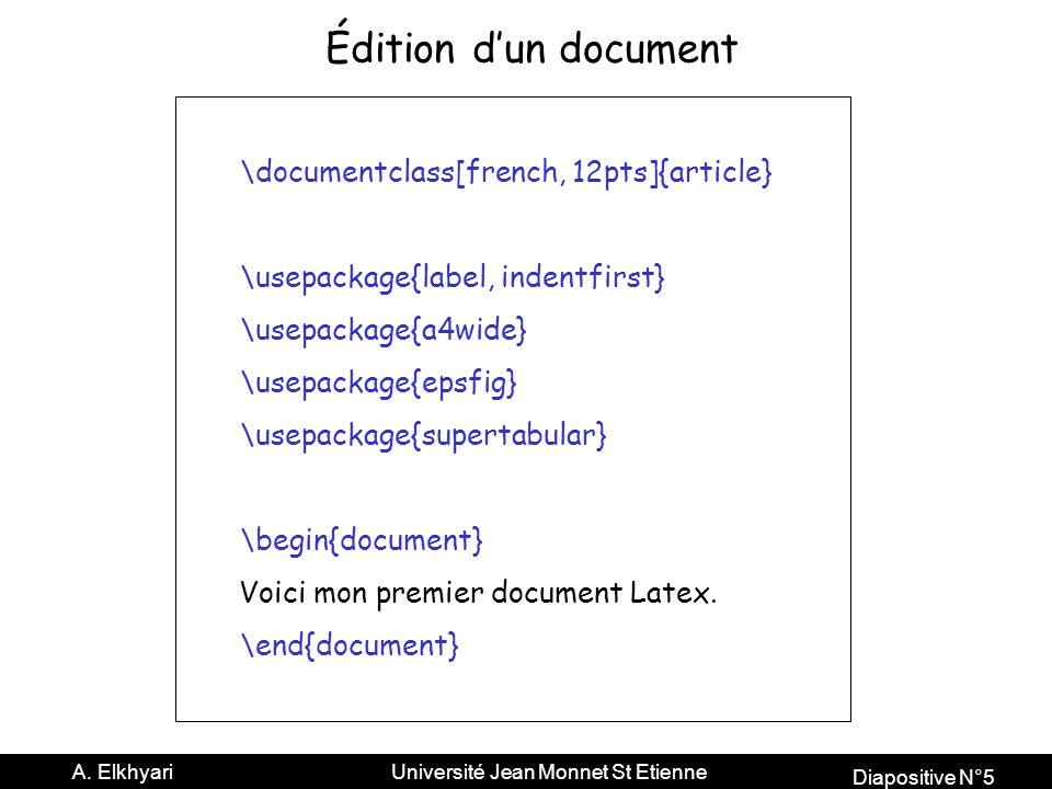 Diapositive N°16 A.
