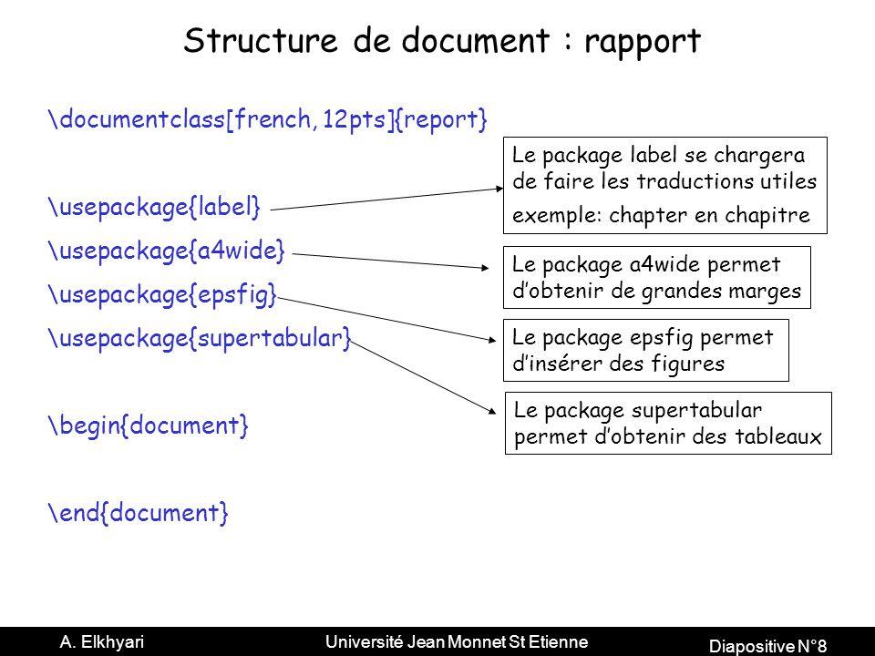 Diapositive N°9 A.