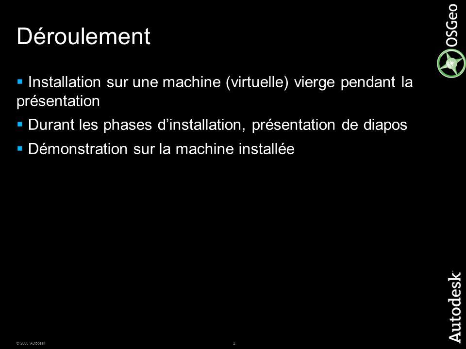 13© 2006 Autodesk Web Server Extensions ??.