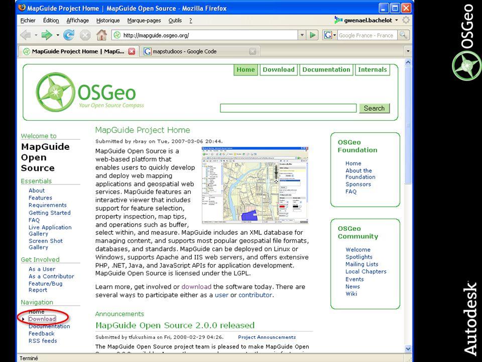 6© 2006 Autodesk Téléchargement