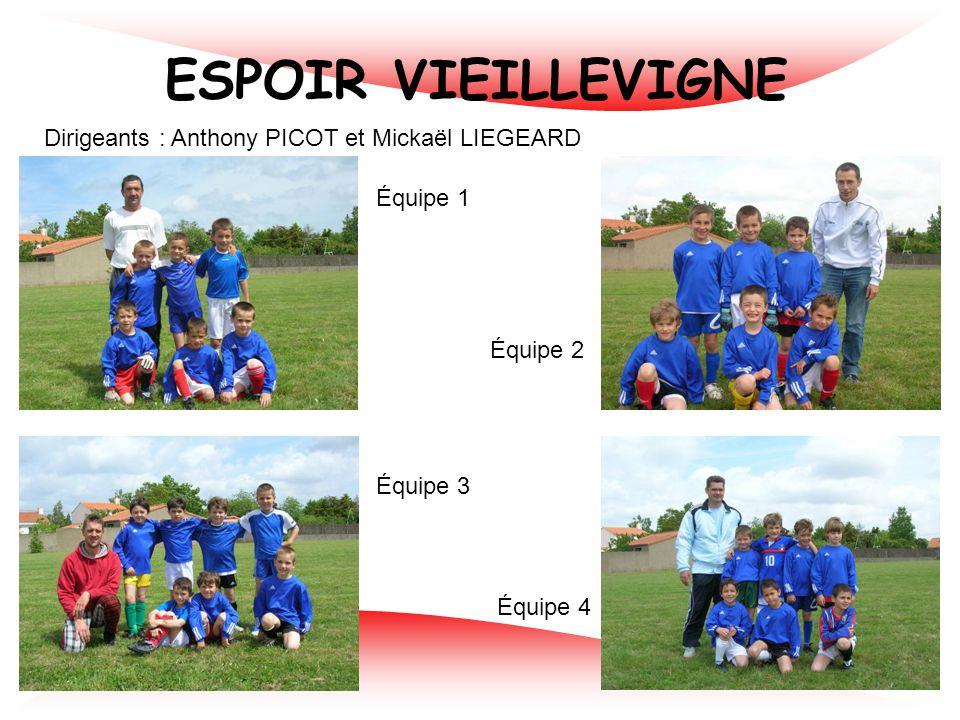 U.S. SAINT PHILBERT Dirigeant : Yann TRELOHAN Équipe 1Équipe 2Équipe 3 Équipe 4Équipe 5Équipe 6