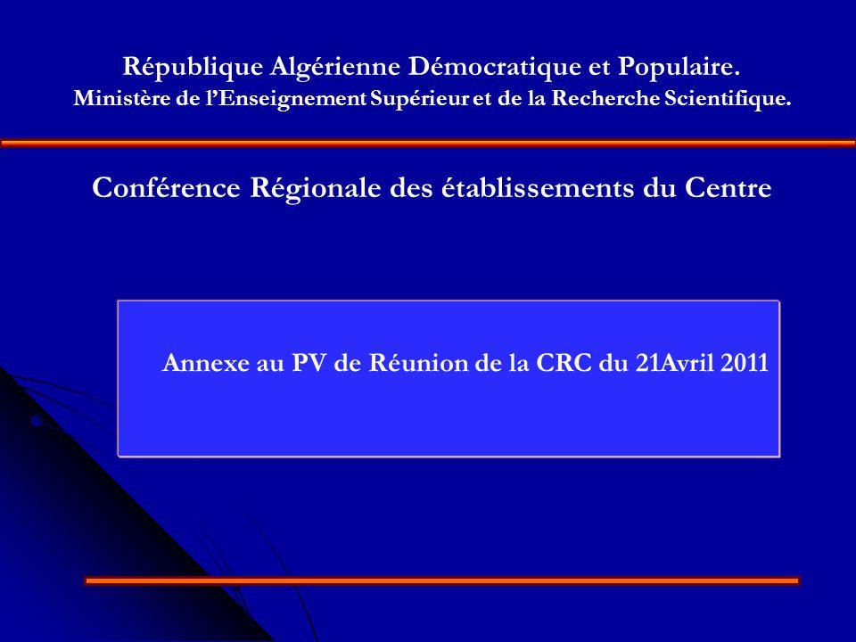 République Algérienne Démocratique et Populaire.