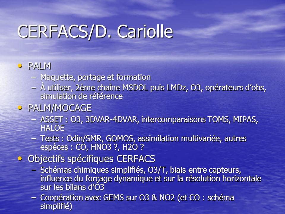 CERFACS/D.