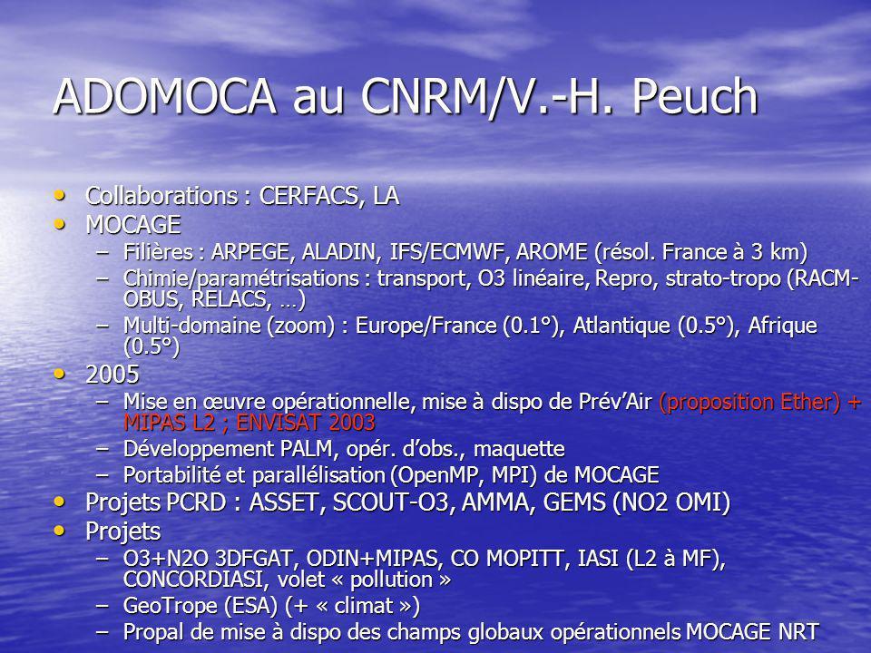 ADOMOCA au CNRM/V.-H.