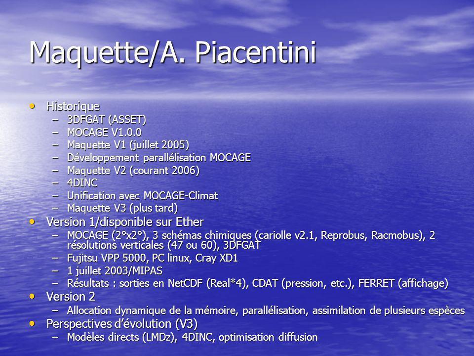 Maquette/A.