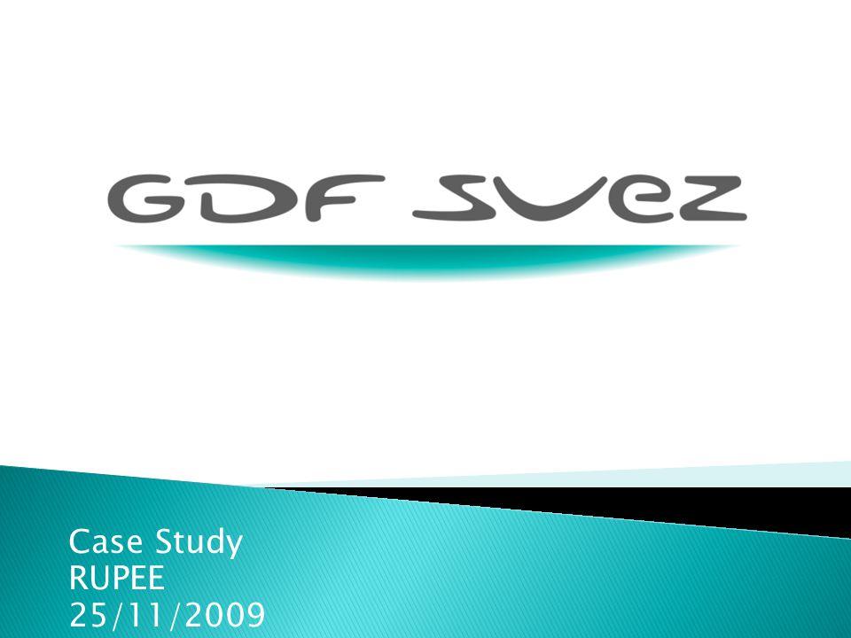1.Presentation of GDF SUEZ Key figures Activities of the society 2.