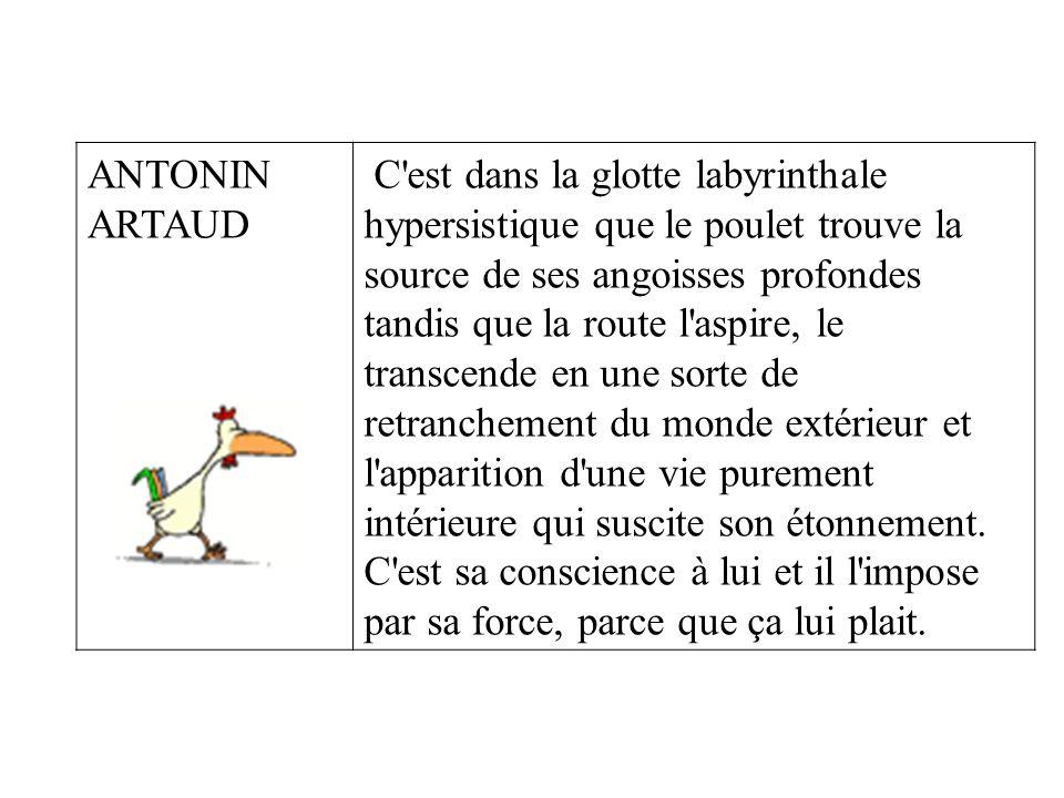 TolstoïL historien ferait une grave erreur en démontrant que le poulet a traversé la route simplement parce qu il y avait des graines à picorer de l autre côté.