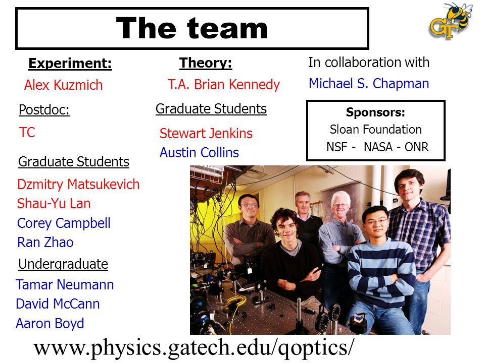 Stockage d'un qubit en polarisation  Ensemble polarisé  Faiblement polarisé  En réalité, on vérifie l'intrication en polarisation I & (S après stockage) Entanglement of remote atomic qubits, D.