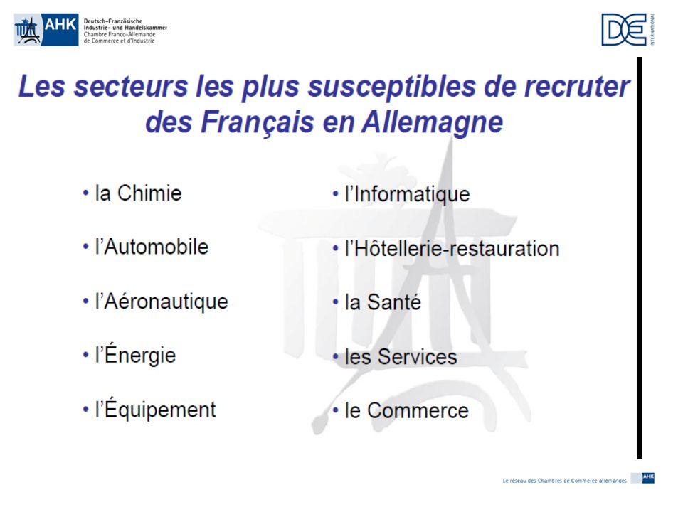 Recherche sur le site de l'ANPE (du 1 er janvier au 30 septembre 2007) Langues demandées Nombre d'offres d'emploi En pourcentage du total  Anglais18.