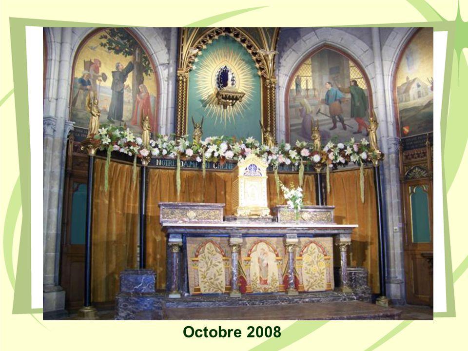 Octobre 2008