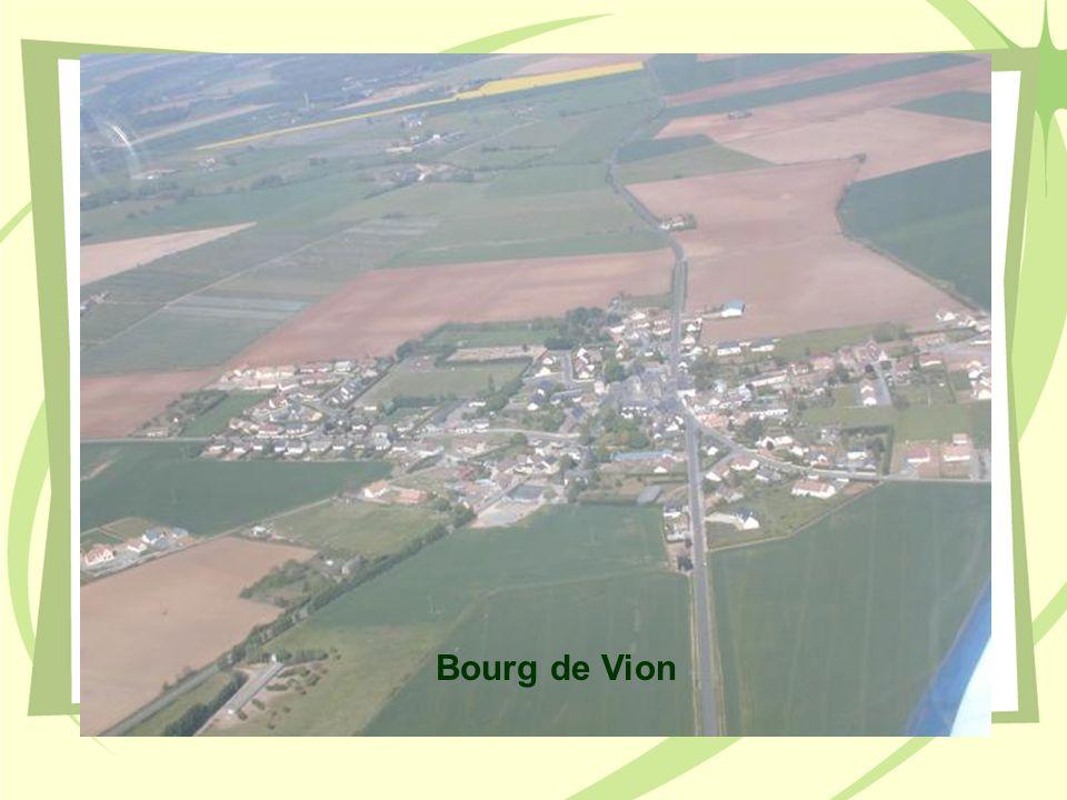 Bourg de Vion