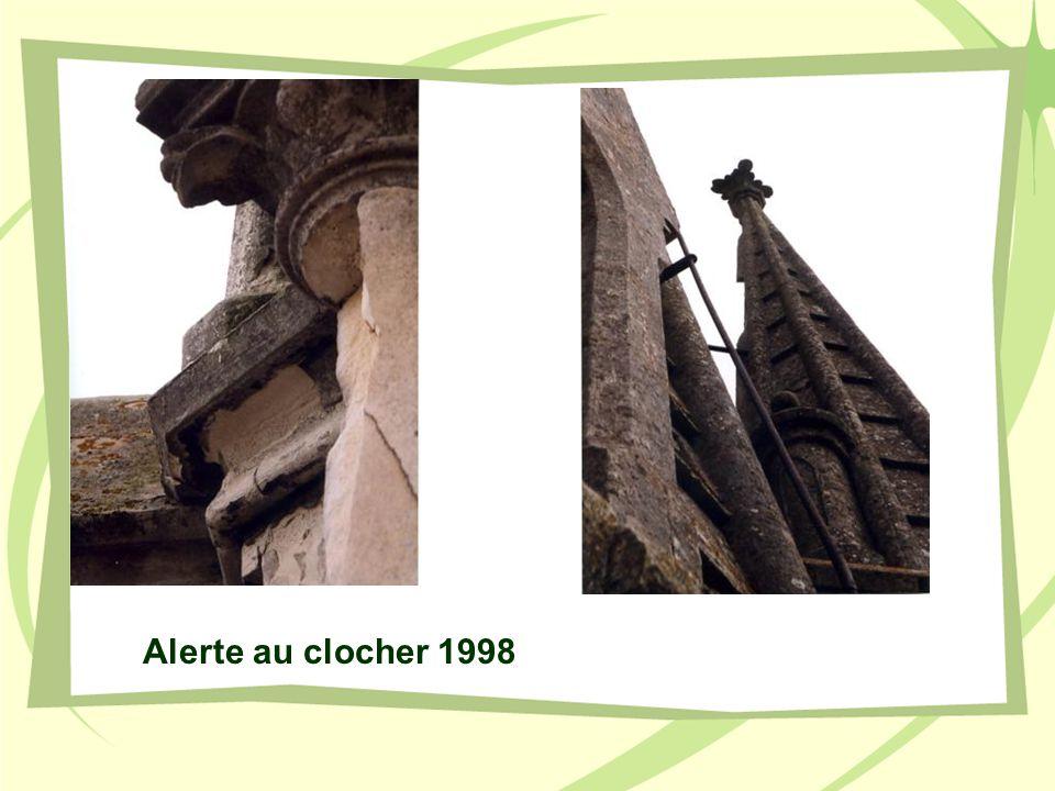 Alerte au clocher 1998