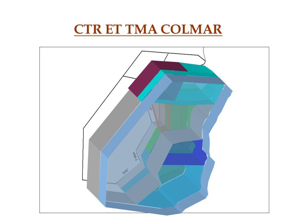 CTR ET TMA COLMAR