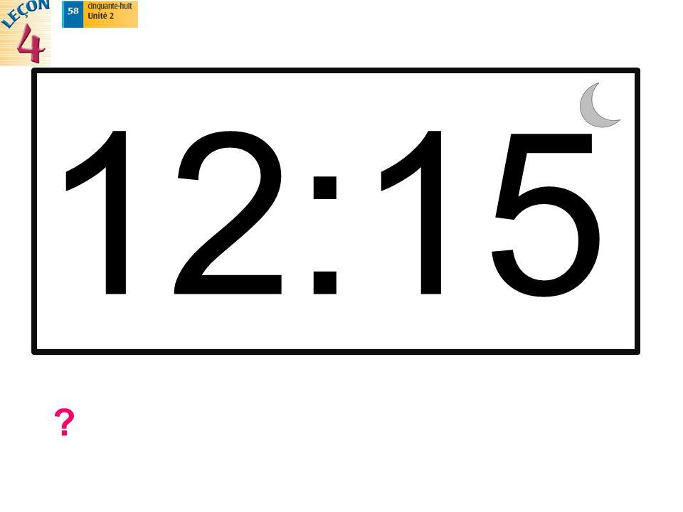 12:15 ?