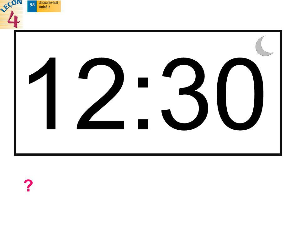 12:30 ?