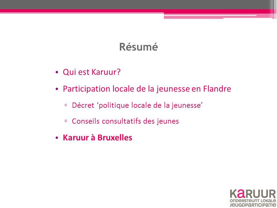 Résumé Qui est Karuur.