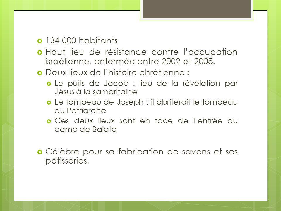  En parallèle, accompagnement d'autres associations qui ont des projets à Naplouse ou à Lille pour apporter du soutien à Naplouse.