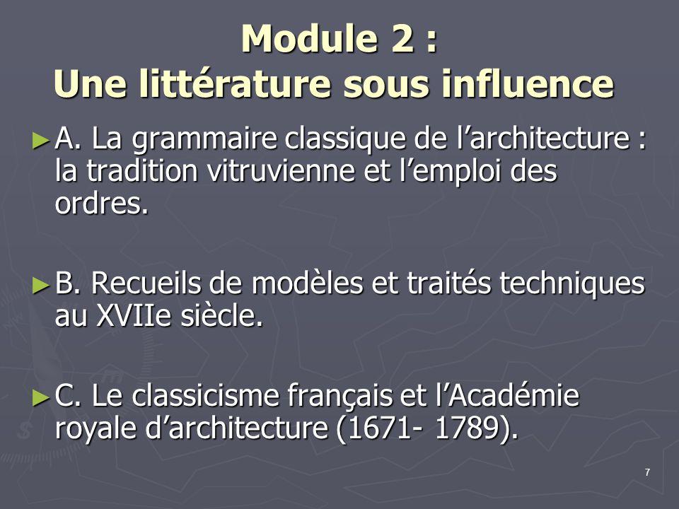 8 Vitruve (30 ap.JC) – De architectura, Vitruve (30 ap.
