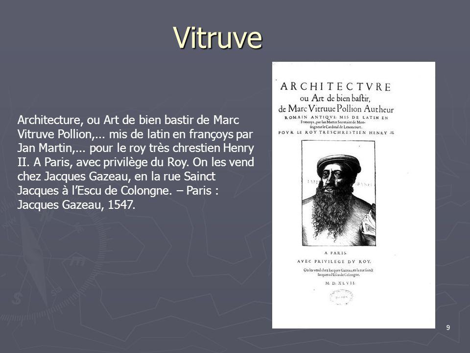 10 Leon Battista Alberti Alberti, Leon Battista Tory, Geoffroy, Libri de re ædificatoria decem...