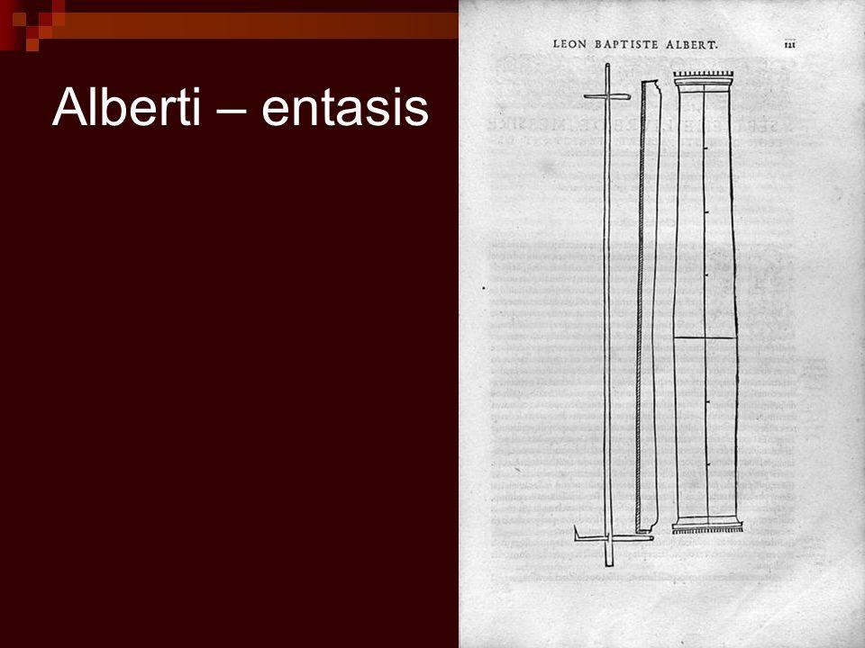 Alberti – entasis