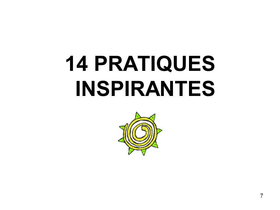 7 14 PRATIQUES INSPIRANTES