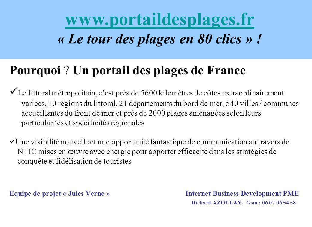 www.plageo.fr www.plageo.fr « Le portail des plages de mer et d'eau douce en France » Pourquoi .