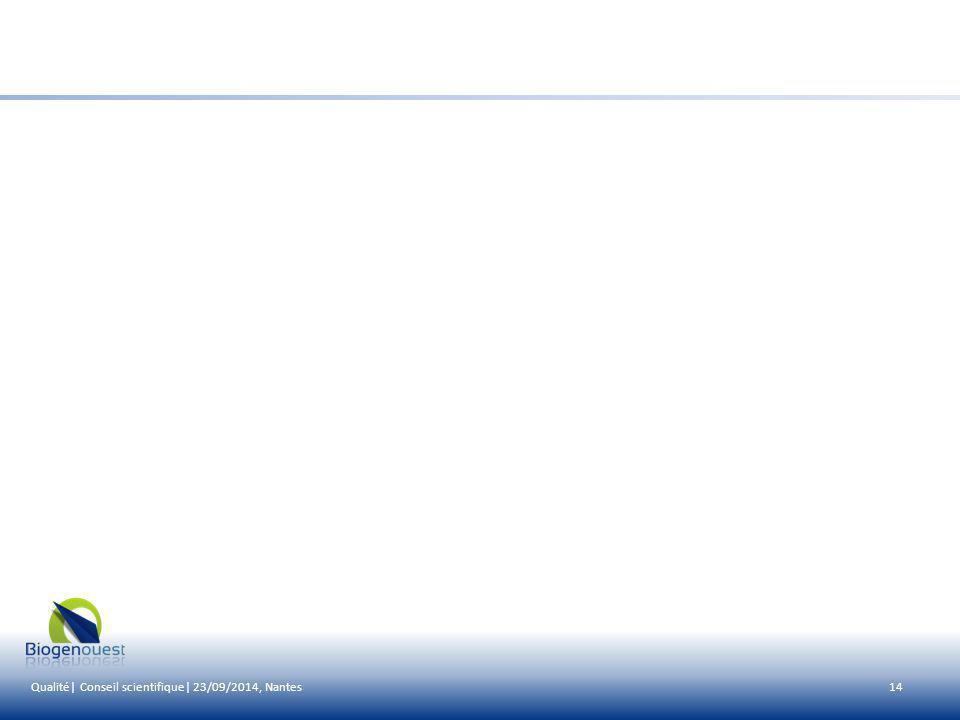 « Systèmes de management intégrant un SMQ ISO 9001 : 2008 – Exigences pour les plates- formes technologiques de recherche en Sciences du Vivant » NF X 50-900